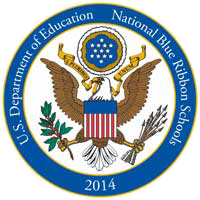 Reid Tradtional Schools Valley Academy National Blue Ribbon School Award