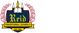 Reid Traditional Schools Logo Footer