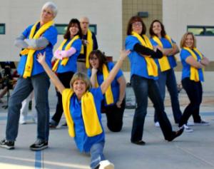 Valley Academy National School Choice Week - Dancers