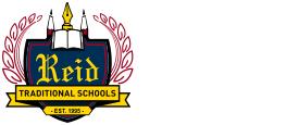 Reid Traditional Schools Logo Footer