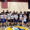 Boys Basketball and Dads